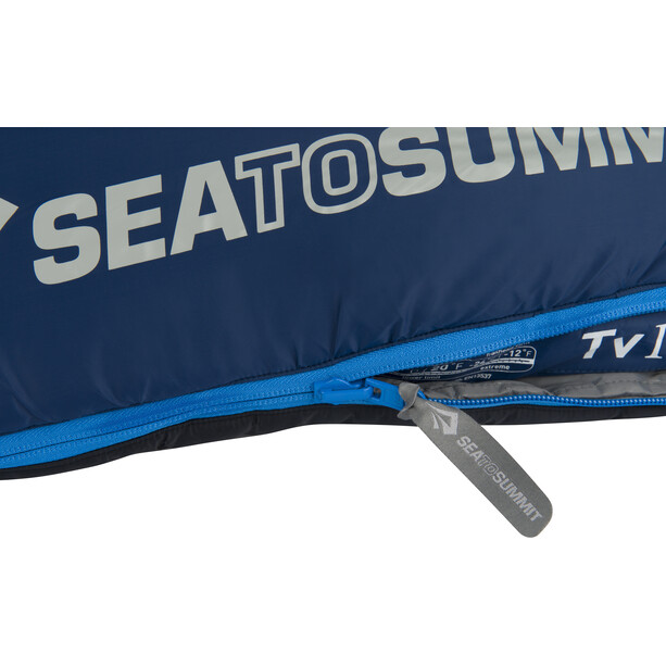 Sea to Summit Trailhead ThIII Sovepose Lang, blå