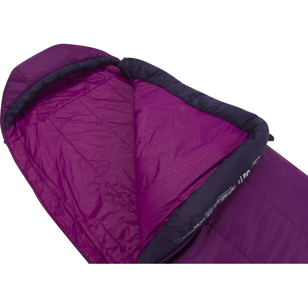 Sea to Summit Quest QuI Schlafsack regular Damen grape/blackberry