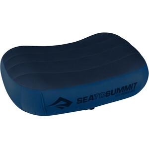 Sea to Summit Aeros Premium Kissen Large blau blau