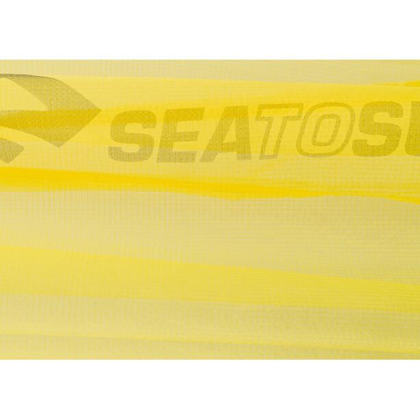 Sea to Summit Ultralight Hängematten Set XL Single gelb