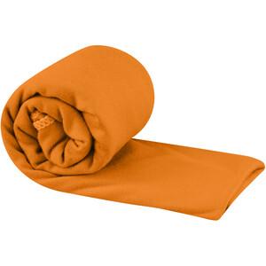 Sea to Summit Pocket Handtuch S orange orange