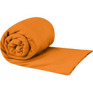 Sea to Summit Pocket Handtuch M orange orange