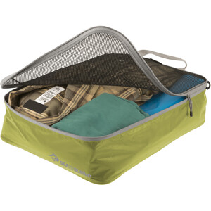 Sea to Summit Garment Mesh Bag Medium lime/grey lime/grey