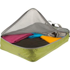 Sea to Summit Garment Mesh Bag L, lime/grey lime/grey