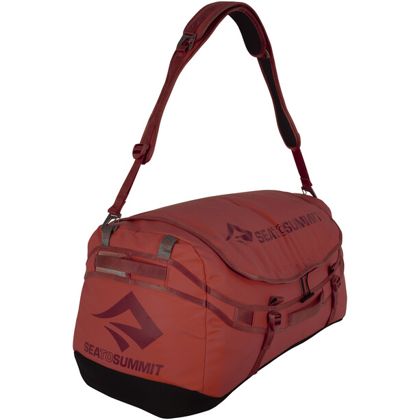 Sea to Summit Duffle Tasche 90l red