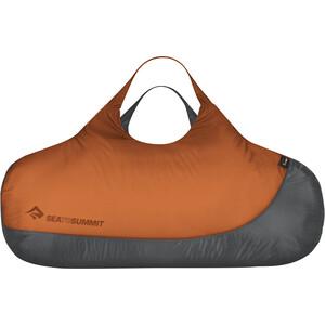 Sea to Summit Ultra-Sil Duffle Bag orange/grau orange/grau
