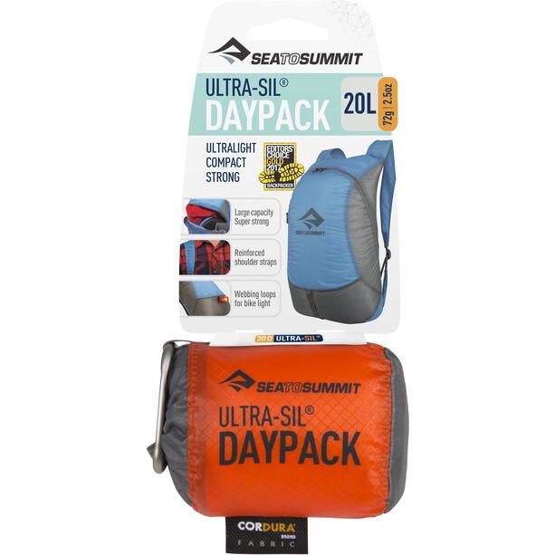 Sea to Summit Ultra-Sil Daypack orange