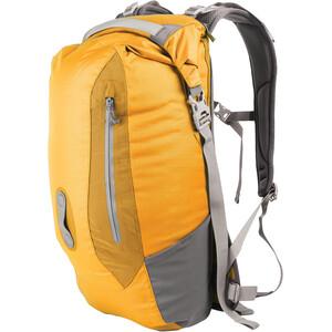 Sea to Summit Rapid Wasserdichter Rucksack 26l gelb gelb