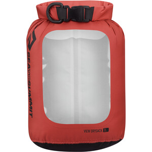 Sea to Summit View Dry Sack 2l rot rot