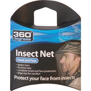 360° degrees Mosquito Hoofd Muskietennet