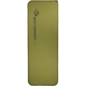 Sea to Summit Camp Self Inflating Mat Rectangular Regular Wide olive olive