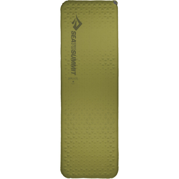 Sea to Summit Camp Self Inflating Mat Rectangular Large olive
