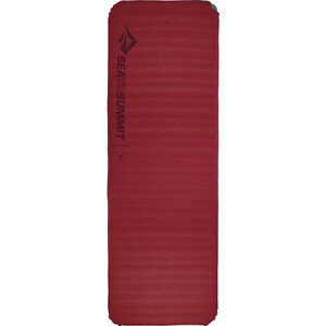 Sea to Summit Comfort Plus Self Inflating Mat Rectangular Large red red