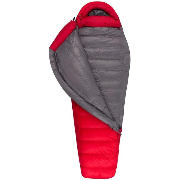 Sea to Summit Alpine ApII Sleeping Bag Long Herr röd