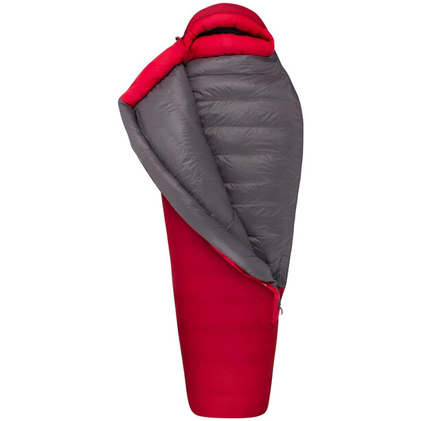 Sea to Summit Alpine ApIII Sleeping Bag Regular crimson/fiery red