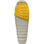Sea to Summit Spark SpI Sleeping Bag Regular light grey/yellow