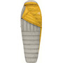 Sea to Summit Spark SpIII Sleeping Bag Long Herr light grey/yellow