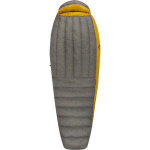 Sea to Summit Spark SpIV Sleeping Bag Regular dark grey/yellow dark grey/yellow