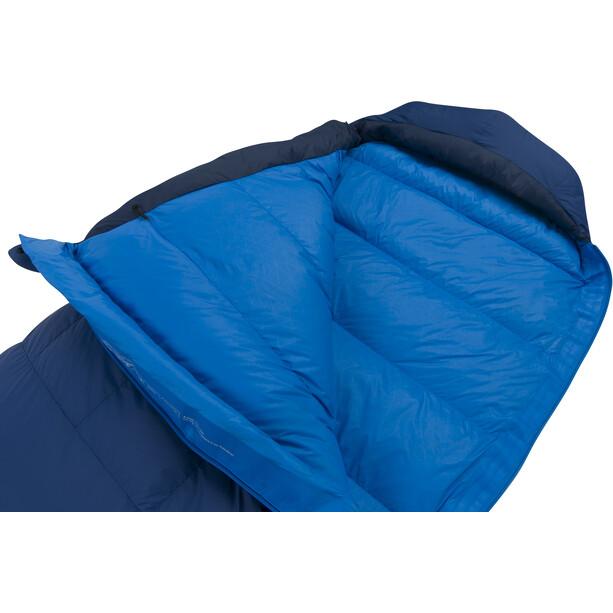 Sea to Summit Trek TkII Sleeping Bag Long Herr denim/navy