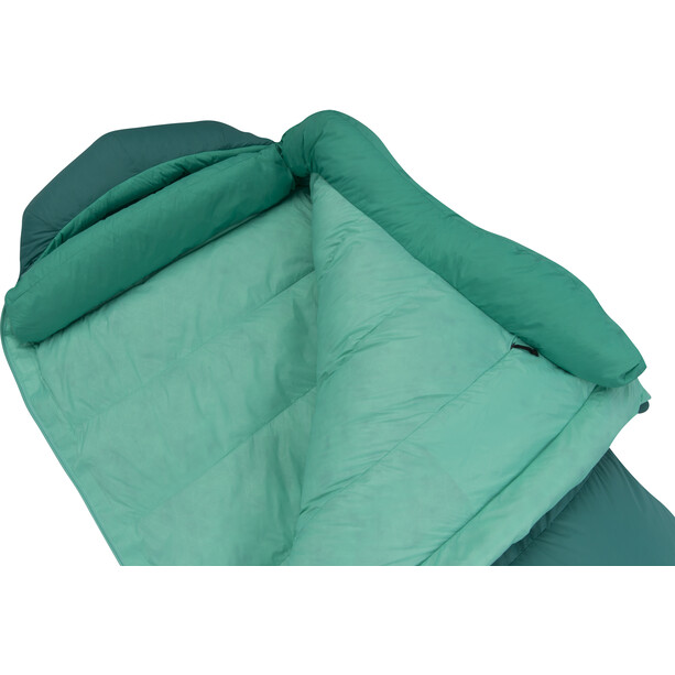 Sea to Summit Journey JoII Sleeping Bag Long Dam emerald/peacock