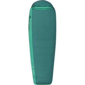 Sea to Summit Journey JoII Sleeping Bag Long Dam emerald/peacock emerald/peacock