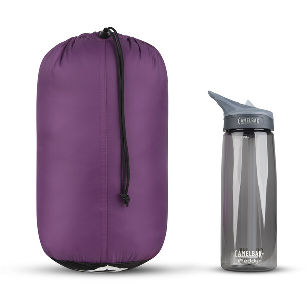 Sea to Summit Quest QuI Sleeping Bag Regular Dam grape/blackberry