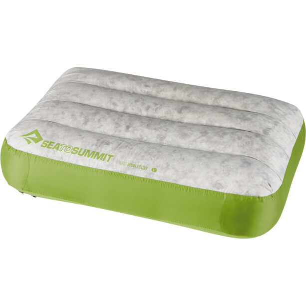 Sea to Summit Aeros Down Pillow Large lime