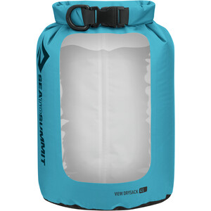 Sea to Summit View Dry Sack 4l blue blue