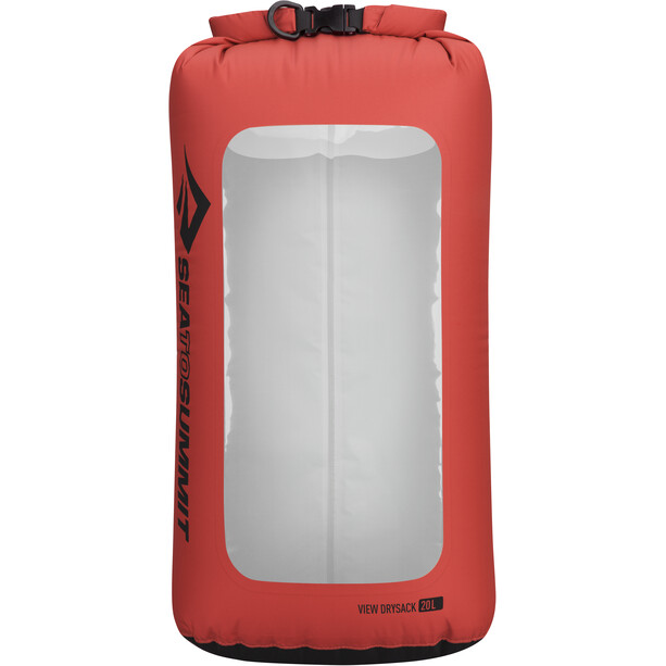 Sea to Summit View Dry Sack 20l red