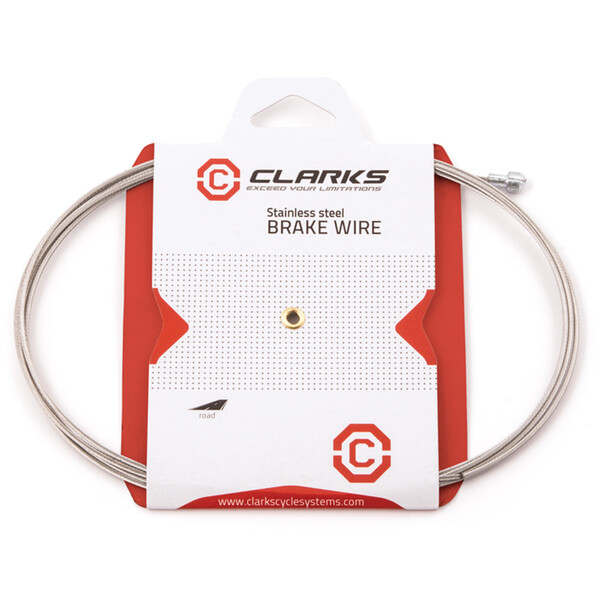Clarks Brake Wire Die Drawn Stainless Steel for Road