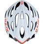 Kask Mojito X Helm weiß/orange