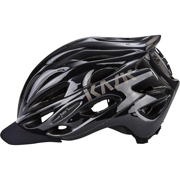 Kask Mojito X Peak Helm schwarz