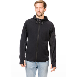 super.natural Motion Zip Hoodie Herren jet black jet black