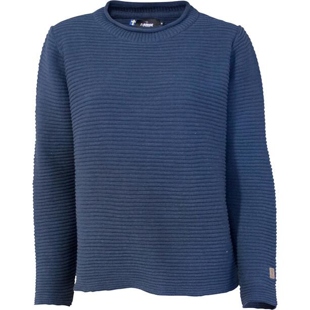 Ivanhoe of Sweden GY Haga Sweater Damen blau