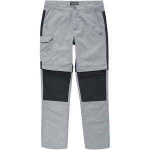 Craghoppers Kiwi Cargo Convertible Trousers Barn cement cement