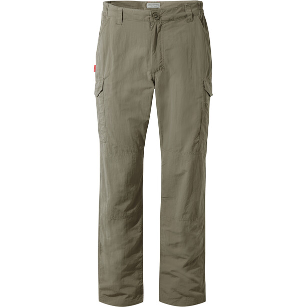 Craghoppers NosiLife Cargo II Trousers Herr pebble