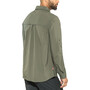 Craghoppers NosiLife Adventure II Long Sleeved Shirt Herr dark khaki
