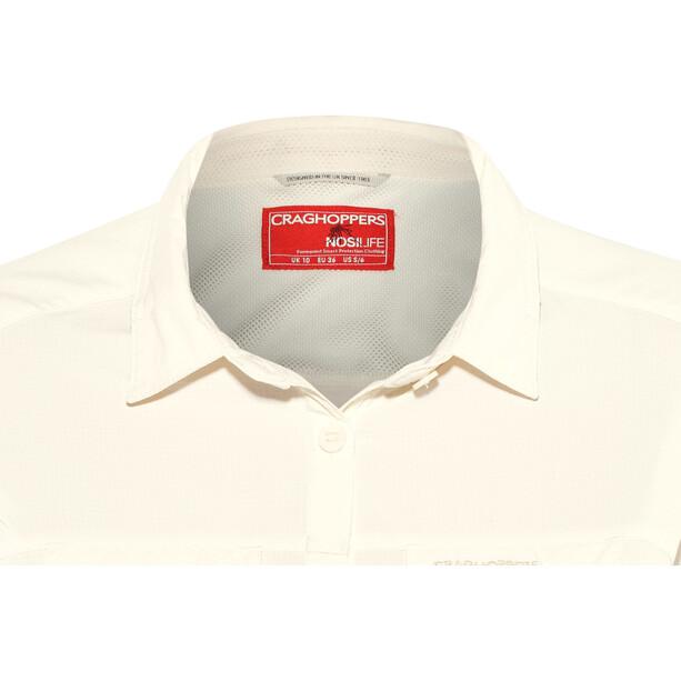 Craghoppers NosiLife Adventure II Long Sleeved Shirt Dam vit