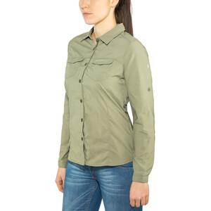 Craghoppers NosiLife Adventure II langermet skjorte Dame Grønn Grønn