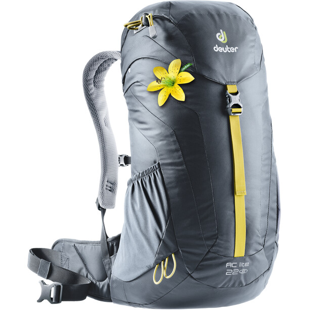 Deuter Aircomfort Lite 22 Backpack Dam graphite