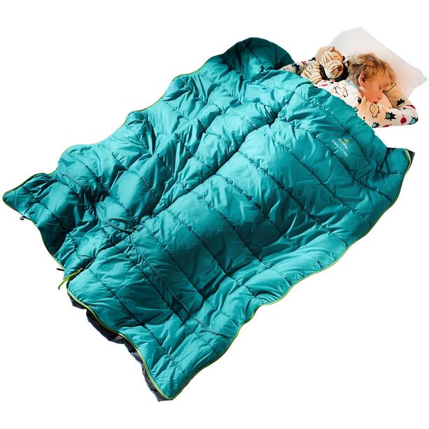 Deuter Kids Starlight SQ Sleeping Bag Barn petrol/navy