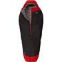 The North Face Inferno -40F/-40C Schlafsack Lang asphalt grey/cntenil red