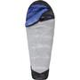 The North Face Blue Kazoo Sovepose Lang Dame Grå/Svart