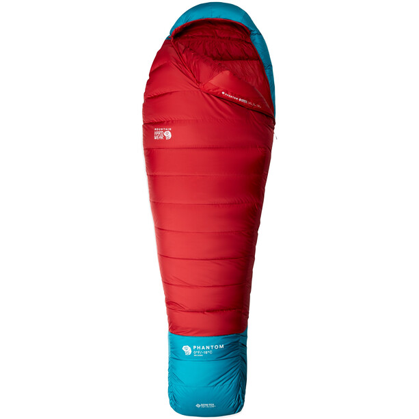 Mountain Hardwear Phantom Gore-Tex Sleeping Bag -18°C Regular alpine red