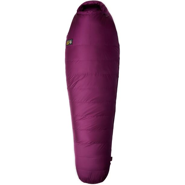 Mountain Hardwear W's Rook Sleeping Bag -1°C Long Dam cosmos purple
