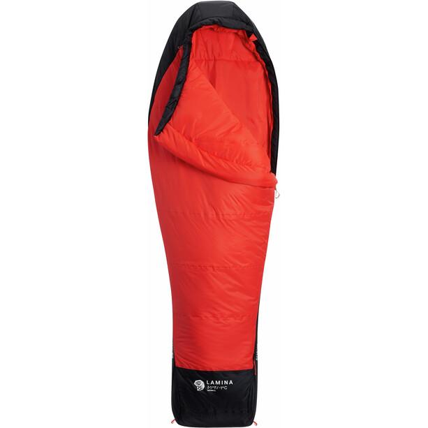 Mountain Hardwear W's Lamina Sleeping Bag -1°C Long Dam poppy red