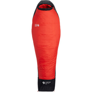 Mountain Hardwear W's Lamina Sleeping Bag -9°C Long Dam poppy red poppy red