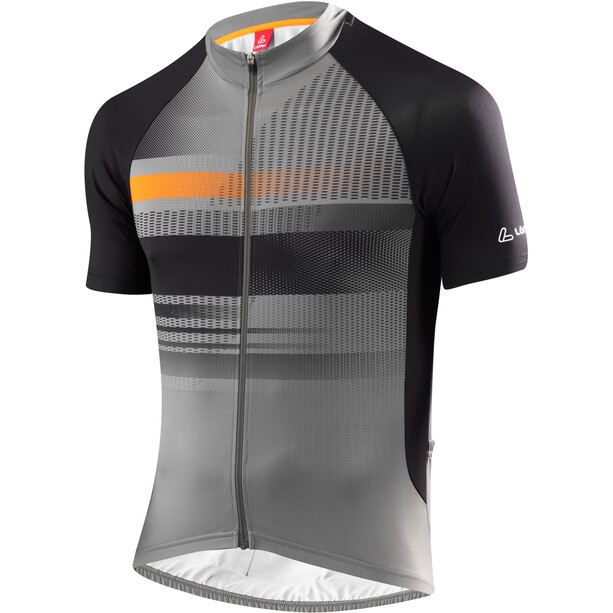 Löffler Track Bike Jersey Full-Zip Men olive