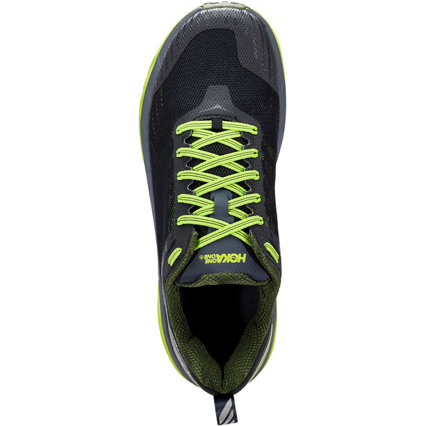 Hoka One One Challenger ATR 5 Running Shoes Herr ebony/black