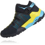 Hoka One One Sky Arkali Shoes Herr black/cyan/citrus